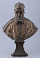 Busto di Gregorio XV - Bust of Pope Gregory XV